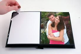 self adhesive photo album pages wholesale vertical self stick photo albums neil enterprises