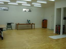 What To Put Under Laminate Flooring In Basement How To Install A Plywood Shop Floor The Wood Whisperer