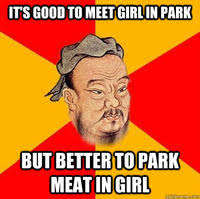 Confucius Meme - wise confucius image gallery know your meme