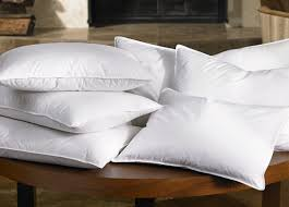 ritz carlton hotel shop down pillow luxury hotel bedding
