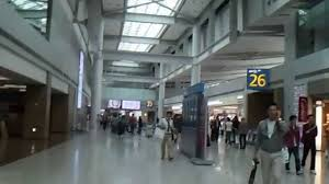 shopping mall at incheon airport south korea youtube