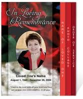 Memorial Programs Funeral Programs Memorial Services Memorial Service Idea