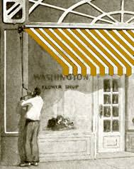 Window Canopies And Awnings Preservation Brief 44 The Use Of Awnings On Historic Buildings