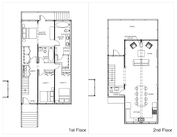 shipping container home floor plan amys office