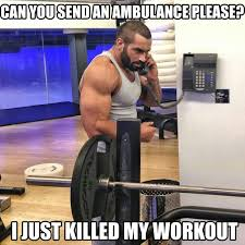 Gym Birthday Meme - gym memes to pump you up 32 photos thechive