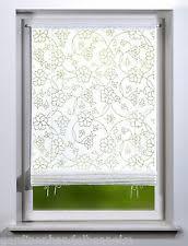 bistrogardinen küche gardinen vorhänge aus baumwollmischung mit blumenmuster für die