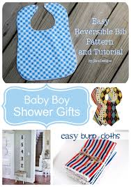 craftaholics anonymous handmade baby boy shower gifts