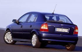 1998 opel astra 5 doors partsopen