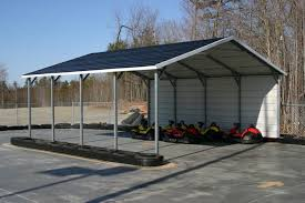 Garage With Carport The Many Benefits Of Using Carports Carports And Garages In