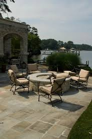 stamped concrete patio contemporary with small pool top outdoor