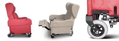 poltrone per invalidi poltrona per disabili e anziani giustina mr ruote grandi