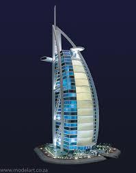 modelart project burj al arab