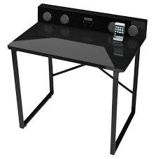 bureau design noir laqué bureau multimedia laque noir iho design burmult iho ldg 12 vente