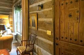 interior log homes hewn distressed log cabin siding
