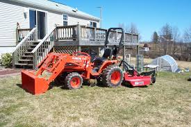 my choice of a compact tractor kubota nortrac or jinma