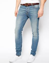 mens light blue jeans skinny mens light blue skinny jeans bod jeans