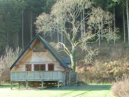 e8098 two luxurious lodges nestling beside the river teign