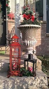Christmas Exterior Decorations by