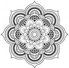 coloring mandalas for meditation draw background coloring mandalas