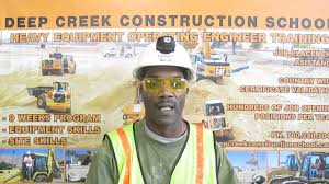 heavy equipment operator james neal video resume youtube