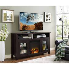 60 Inch Tv Stand With Electric Fireplace 58