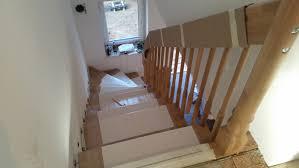 treppen derstappen die treppe ist drin baublog saskia alexanderbaublog