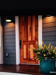 love this wooden door i saw on hgtv u0027s fixer upper welcome