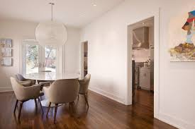 recessed baseboards contemporary baseboard trim entry contemporary with white trim