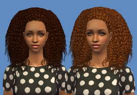 sims 3 custom content hair curly hair cc for sims 3 thesims