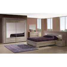 photo chambre adulte chambre adulte complète 160 200 vita univers chambre