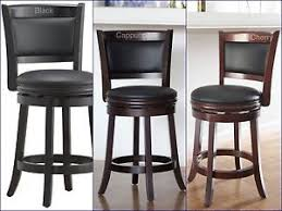 island stools chairs kitchen counter height bar stool wood kitchen office swivel stool chair