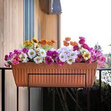 Flower Pot Holders For Fence - flower pot holder ebay