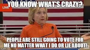 Vote For Me Meme - hillary clinton fail imgflip