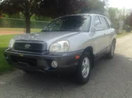2002 hyundai santa fe v6 2002 used hyundai santa fe lx 4wd automatic v6 at auto king sales