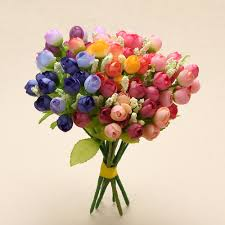 Decorative Flowers For Home by Popular Flower In Vase Buy Cheap Flower In Vase Lots From China