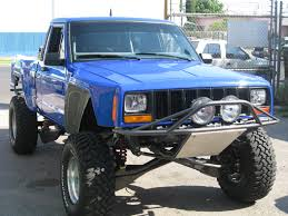 jeep honcho custom jeep comanche brief about model