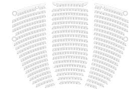 Concert Hall Floor Plan Seating Chart Lobero Theatre