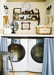 Cute Laundry Room Decor by Home Interior Design For Make Small Laundry Room Decorating Ideas
