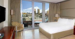2 bedroom suite in miami hilton bentley miami south beach hotel