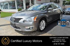 nissan altima headlights 2015 nissan altima 2 5 sv w navi stock 2902 for sale near great