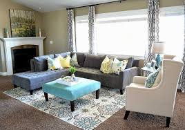 local client project reveal budget friendly family room sita