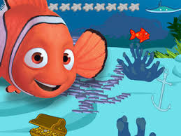 finding nemo games disney games uk