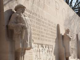 the reformation wall a monumental homage