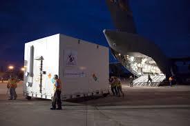 osiris rex spacecraft begins environmental testing nasa