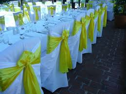 sashes for chairs details party rental how to tie chair sashes