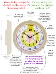 time learning clock clock explained bounce learning