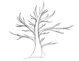 tree sketch vonholdt