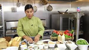 Manjula Kitchen Recipe For Cream Cheese U0026 Black Olive Sandwiches Sandwich