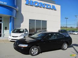 2001 Honda Accord Coupe Interior 2001 Nighthawk Black Pearl Honda Accord Ex Coupe 20000594