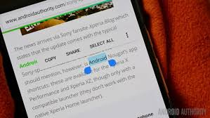 android copy paste s copyless paste feature could spare you a whole lot of